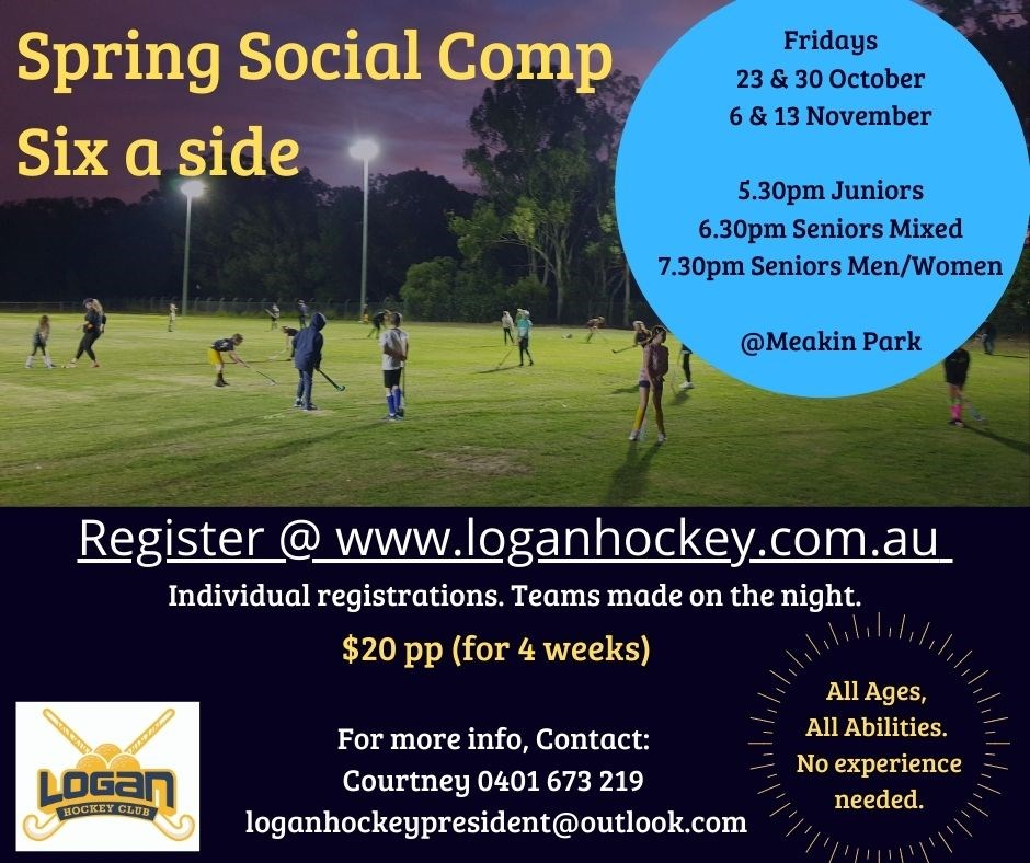 Spring  Social 6-a-side comp